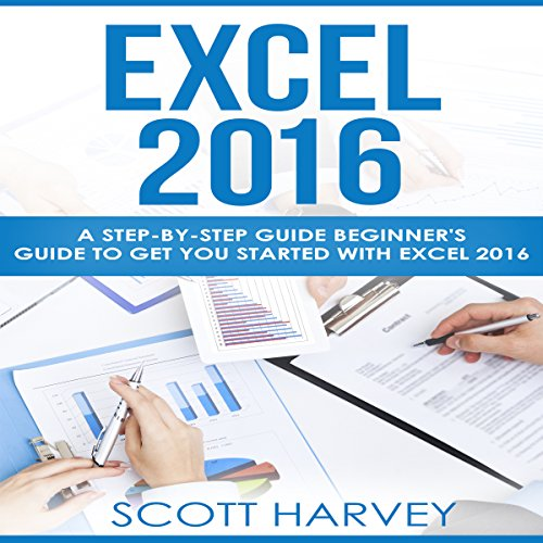EXCEL 2016 audiobook cover art