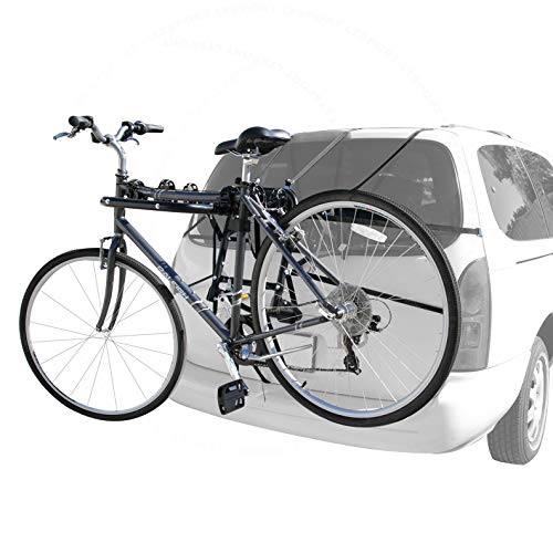 LT Sport Car Bike Rack 3 Bicycle Carrier Rear Trunk Mount Holder for SUV Mini-Van Wagon