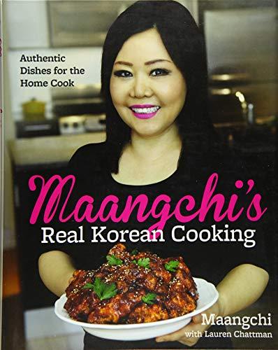 <em>Maangchi's Real Korean Cooking</em>