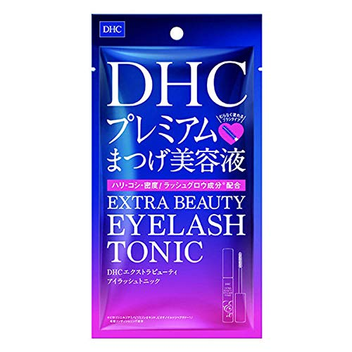 DHC エクストラビューティアイラッシュトニック 6.5ml プレミアムまつげ美容液