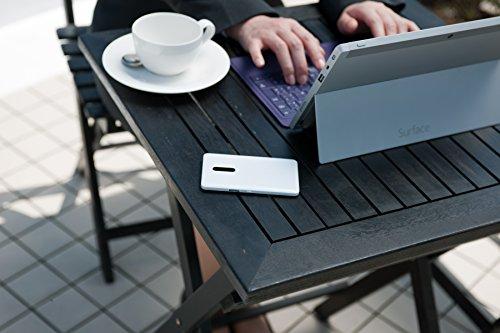 『UQコミュニケーションズ Wi-Fi WALKER WiMAX 2+ NAD11 ホワイト』の4枚目の画像