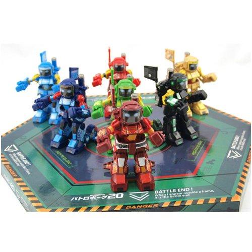 BATTLE-ARENA für die Kampfroboter