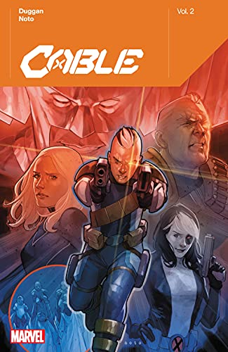 Cable By Gerry Duggan Vol. 2 (Cable (2020-2021))