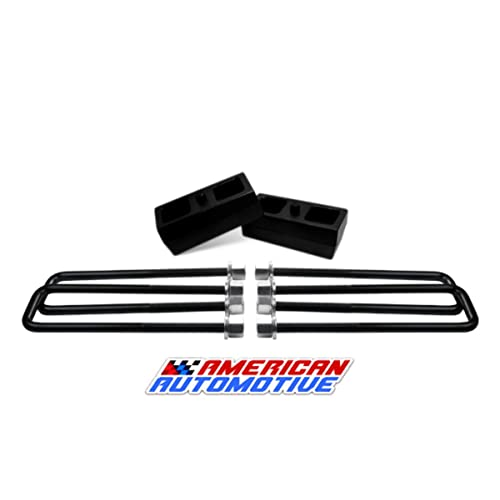 4 inch Leaf Spring Lift or Lowering Blocks 4/""