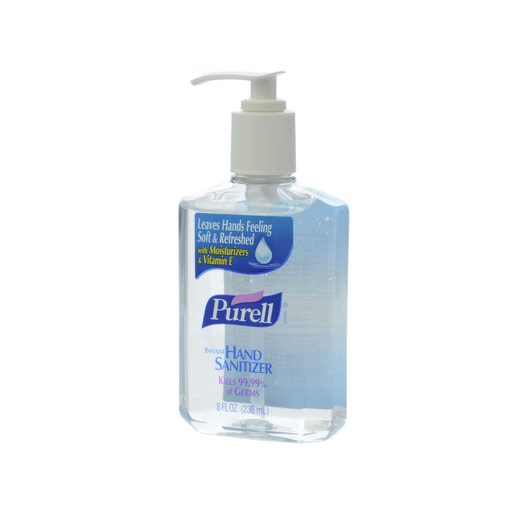 Purell Hand Sanitizer 8oz Discount mail order New life 12