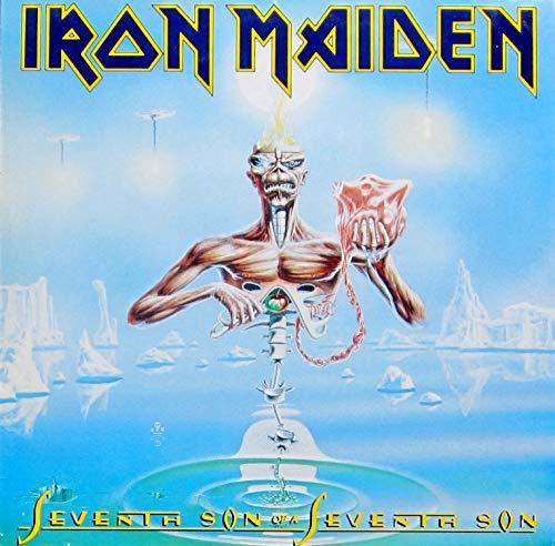 Seventh son of a seventh son (1988) [Vinyl LP]