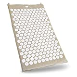 Original Bed of Nails ECO Acupressure Mat for Pain and Relaxation, Made with Eco-Friendly Materials