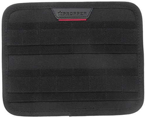Propper 7 x 9 Elastic Organizer Panel, Black, One Size