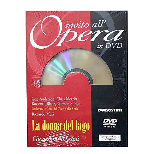 La donna del lago - Invito all'Opera in DVD - Deagostini