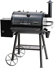 BIG HORN OUTDOORS Electric Wood Pellet Grill& Smoker 700 sq.in. Cooking Area, Auto Temperature Control,Porcelain Grill Grate,110lb Heavy Made