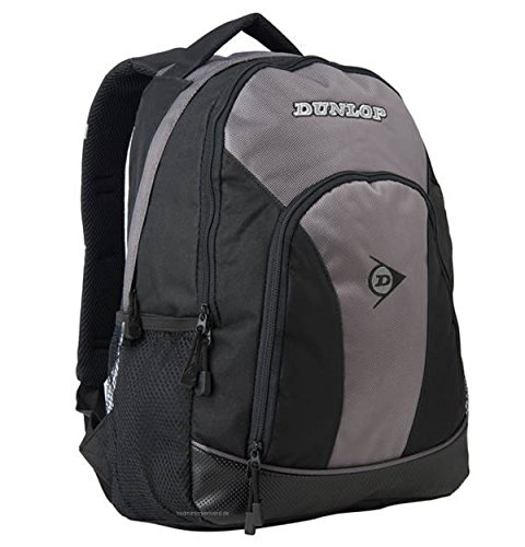 Dunlop Rucksack schwarz Laptopfach Sporttasche Backpack