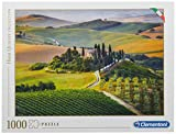 Clementoni Collection-Tuscany Puzzle, 1000 Piezas, Multicolor (39456.2)