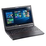 Fujitsu Lifebook E556 39,6cm (15,6') Notebook (i7 6600U, 16GB, 512GB SSD, LTE, DVD-RW, Full HD) Win 10 (Generalüberholt)