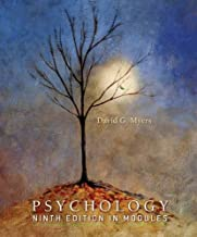 psychology in modules 9th edition