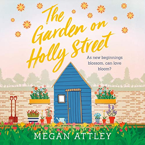 The Garden on Holly Street  By  cover art