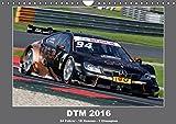 DTM 2016 - 24 Fahrer, 18 Rennen, 1 Champion (Wandkalender 2016 DIN A4 quer): Motorsport vom Feinsten mit Fotos aus 2015 (Monatskalender, 14 Seiten ) (CALVENDO Sport)