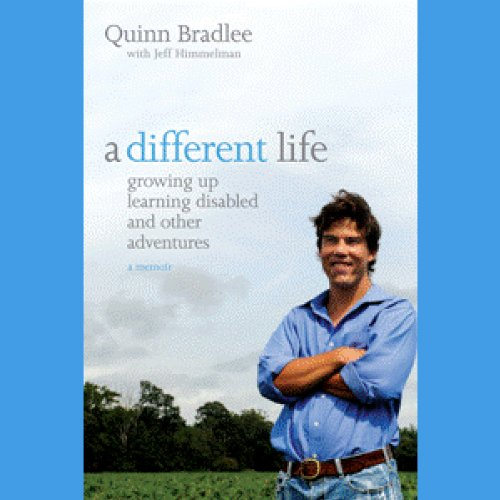 A Different Life audiobook cover art