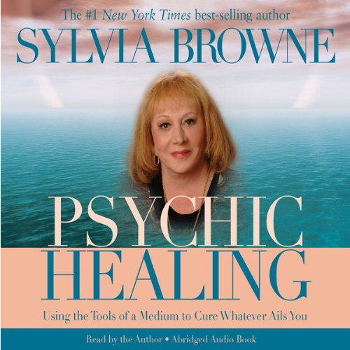 Psychic Healing audiobook cover art