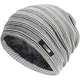 Hurley Men's Winter Hat - Icon Cuffed Beanie (2...