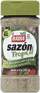 Badia Sazon Tropical, 6.75 Ounce (Pack of 6)
