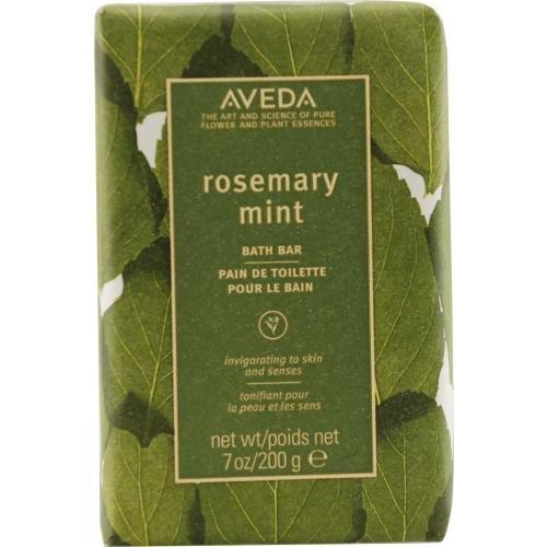 Aveda – Pain de toilette pour le bain Rosemary Mint – Expérience sensorielle – 200 g