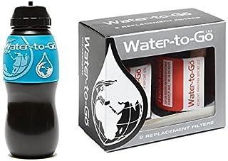 Black//Hot Pink medium /elimina contaminantes por 99,9/%/ /Desarrollado por la Programa Espacial de Estados Unidos NASA tecnolog/ía Botella de filtro de purificaci/ón de agua/