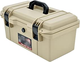 Plastic gereedschapskist met handvat Heavy Duty Multifunctionele Organizer Box Grote capaciteit Fit voor opslag Multi-Colo...