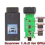 HaoYiShang V1.4 de voiture Outil de diagnostic USB OBD2 Lecteur de code scanner pour BM&W 3/5/7 Series Z4 E38/E39/E46/E53/E83/E85 for windows 7 XP