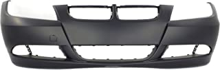 Front Bumper Cover for BMW 3-SERIES 2006-2008 Primed