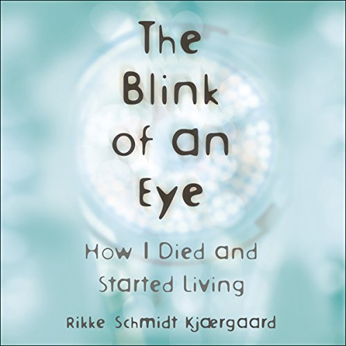 The Blink of an Eye audiobook cover art
