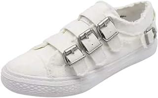 95sCloud Zapatillas de mujer Slip On Low Top Planas, zapatillas de ocio, zapatillas deportivas, zapatillas de ocio, zapati...