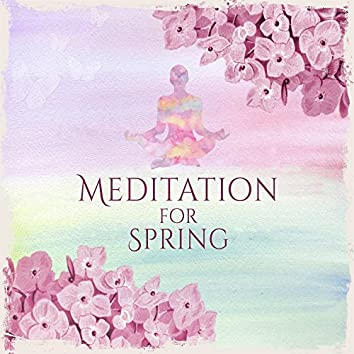 Meditation for Spring – New Age, Natural Sounds, Music for Yoga Meditation, Pilates, Deep Rest, Pure Relaxation