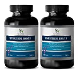 Male Virility - Natural Testosterone Booster 742 Mg - Male Virility Supplement - 2 Bottles 138 Tablets