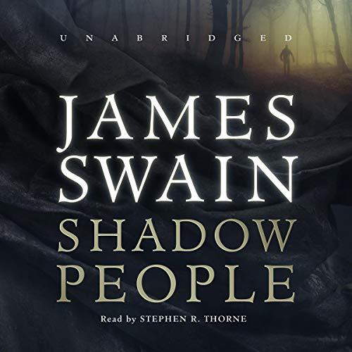Shadow People audiobook cover art