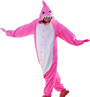 5c5e294c53 Amazon.com  Reds - One-Piece Pajamas   Sleep   Lounge  Clothing ...