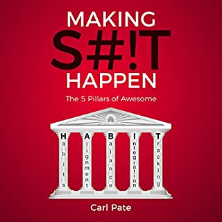 Making S#!T Happen audiobook cover art