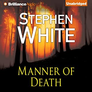 Manner of Death audiobook cover art