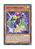 遊戯王 英語版 TOCH-EN002 Toon Harpie Lady (スーパーレア) 1st Edition