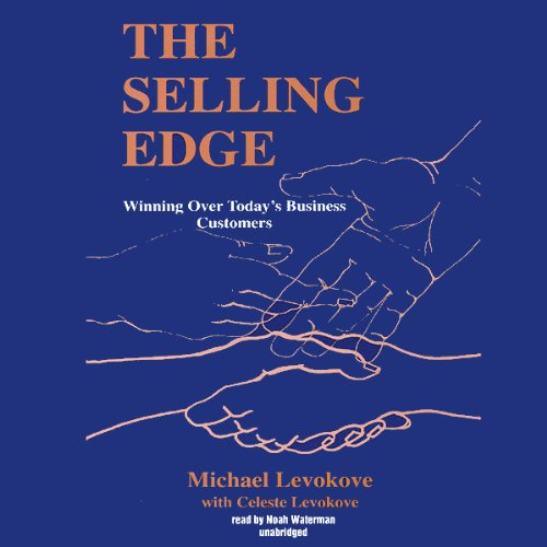 The Selling Edge audiobook cover art
