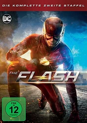 The Flash - Die komplette zweite Staffel [6 DVDs]