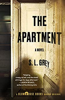 The Apartment (Blumhouse Books) by [S L Grey]