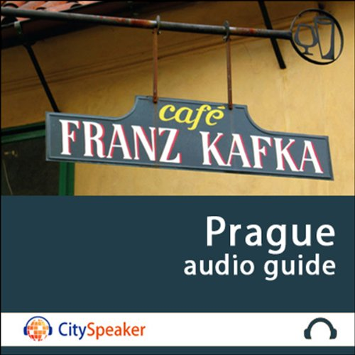 Prague (Audio Guide CitySpeaker) audiobook cover art