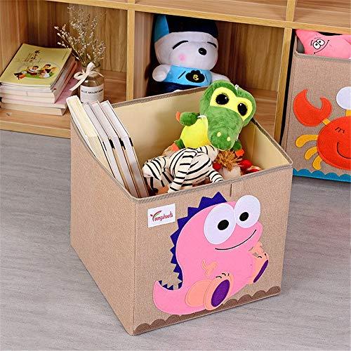 Finition de stockage Bins Jumbo Pliable Boîte de rangement pliant Coffre de rangement for enfants Chambre Tidy Toy Box - Idéal for les ménages de stockage, des tissus ou des jouets Toy Box Toy Box de