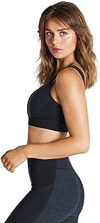 Rockwear Activewear Women's Mi Balance Sports Bra Charcoal 12 From size 4-18 Bras For