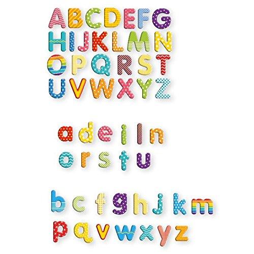 Magnettafel Lernspielzeug ABC Kreativ Schreibtafel Magnet Buchstaben Spielzeug