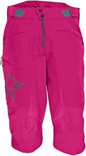 NORRONA Men's FJORA FLEX 1 CYCLING SHORTS (Grafitti Pink) - M