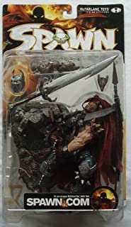 Spawn series 17 Classic MEDIEVAL SPAWN II Action Figure by McFarlane
