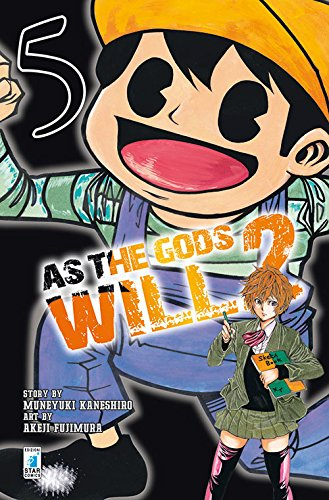 As the gods will 2 (Vol. 5)