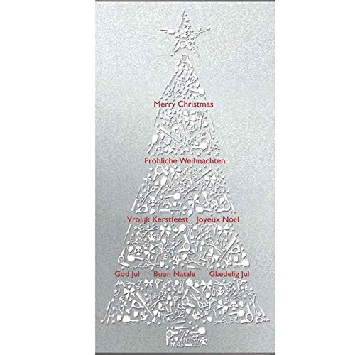 Trend Design 27029 Silver Banderole en métal 50 x 100 cm