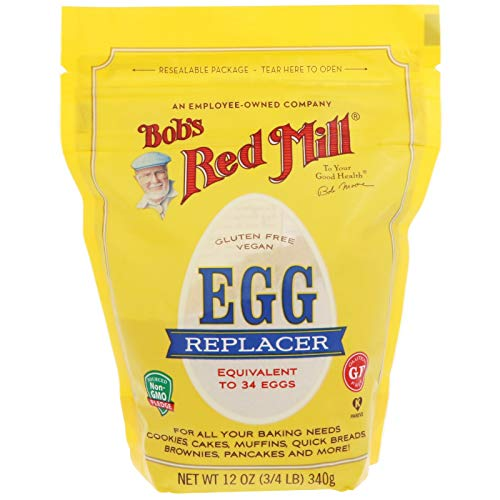 Bobs Red Mill Egg Replacer - GF - Pack of 2, 12 Ounces